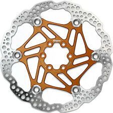 Hope 183mm 6 Bolt Floating Disc Rotor Orange - Brand New