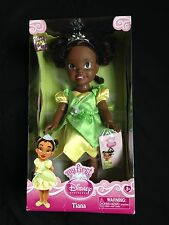 "Disney Princess My First Toddler Tiana 15"" Doll NIB"