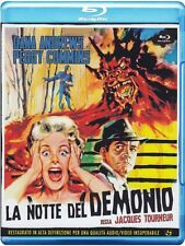 NIGHT OF THE DEMON/CURSE OF THE DEMON (1957) - Blu Ray Disc -