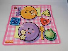 Fisher Price Laugh & Learn Picnic Blanket Tablecloth 8""