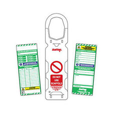 Scafftag - Scaffolding Safety Inspection Tags - MK1 Kit