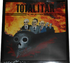 Totalitar ‎– Vi Ar Eliten LP - New / Sealed / Vinyl (2007) Hardcore Punk