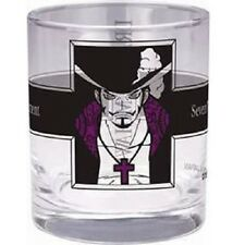Verre Glass One Piece Mihawk Takanome Shichibukai Made Japan Banpresto cup mug