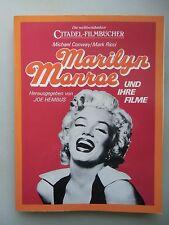2 Bücher Romy Schneider und ihre Filme + Marilyn Monroe ...