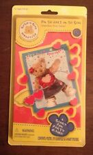 BUILD-A-BEAR PIN THE HEART ON THE BEAR GAME VALENTINE'S DAY SCHOOL PARTY NEW!