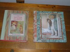 Lot of 2 Reproduction MY GOODNIGHT BOOK Water Babies Hardcover Books