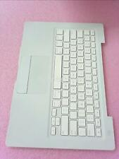 Apple Macbook 13 A1181 Palrmest Touchpad Keyboard White 613-7666 2008 H00034