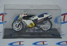 2186 MOTORBIKE MOTOGP - scala 1:24 - 1981 SUZUKI RGB500 Lucchinelli #5