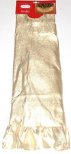 Christmas Tree Skirt 48 inches Gold, Trim A Home, New w/Tag!