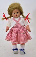 Bambola epoca doll poupee composizione gesso Alberani? Bonomi H43 collezione-1IM