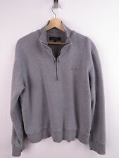 M381 BEN SHERMAN SWEATSHIRT HALF-ZIP SWEAT ORIGINAL PREMIUM size XL