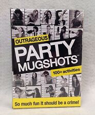 Outrageous Party Mugshots Pictures Dare Card Bachelorette Game Fun Ladies Night