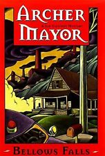 "Bellows Falls by Archer Mayor:   ""SIGNED""    (1997, Hardcover)"