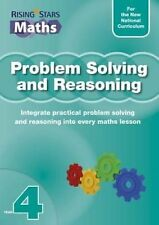 Rising Stars Maths: Problem Solving and Reasoning Year 4 by Rising Stars UK...