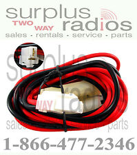 DC Power Cable ICOM Mobile TPLUG OPC-1132 F5061 F5121D F6121D F6061 F121 F2821