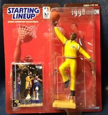 STARTING LINEUP 1998 SHAQUILLE O'NEAL LAKERS - FREE U.S. SHIPPING