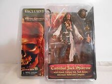 Pirates of the Caribbean~Dead Man's Chest~Exclusive ~ CANNIBAL JACK SPARROW ~NEW