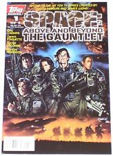 Space: Above and Beyond the Gauntlet #1 from May 1996 VF+ to NM- TV Adaptation