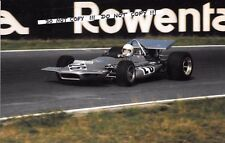 9x6 Photograph, Hubert Hahne , March 701, German Grand Prix, Hockenheim 1970