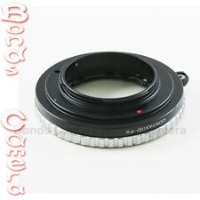 Contax G mount G1 G2 lens to Fujifilm X-Pro1 FX interchangeable camera adapter