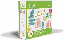 Cricut Songbird Cartridge Use w/ Explore Expression & All Cricut Machines