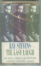 RAY STEVENS - THE LAST LAUGH - CASSETTES - NEW