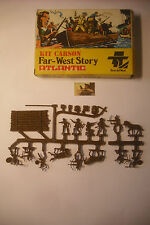 Soldatini Toy Soldiers Atlantic West Kit Carson Ref. 1008 sc.H0 #T1