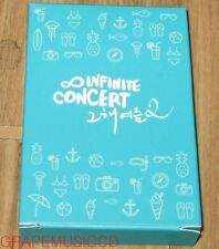 INFINITE 2014 그해여름2 THAT SUMMER 2 CONCERT OFFICIAL GOODS ID CARD CASE NEW