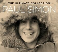 PAUL SIMON - THE ULTIMATE COLLECTION: CD ALBUM (April 13th, 2015)