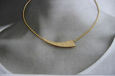 Scottish Ola Gorie 9ct Yellow Gold Drift Necklace Chain
