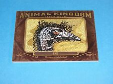 2013 Goodwin Champions Animal Kingdom EMU Patch AK-221 Dromaius novaehollandiae