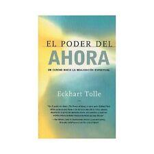 EL PODER DEL AHORA:UN CAMI-MARGARITA MATARRANZ ECKHART TOLLE (PAPERBACK)ESPANOL