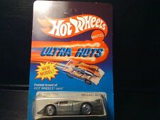 VINTAGE  HOT WHEELS SOL AIRE  CX 4 ULTRA HOTS ON UNPUNCHED CARD MATTEL 1983