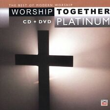 Worship Together: Platinum by Various Artists (CD, Mar-2005, Time/Life Music)