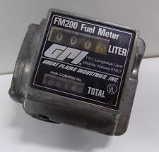 """GPI FM200 FUEL METER 1"""""""