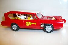Corgi The Monkees Monkeemobile with #277 Original Figures Awesome!
