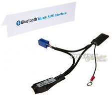 BT Bluetooth adaptador mp3 AUX CD cambiador para radio VW gamma Beta Alpha MCD #5961