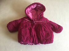 Baby Girls Clothes - Cute Girl Newborn Cord Coat Jacket