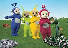 A3 LUCIDA POSTER TELE tubbies