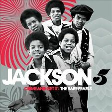 JACKSON FIVE 5 Come and Get It: The Rare Pearls SEALED 2 CD Box Set 2012 Motown