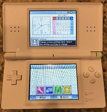 Nintendo DS Lite Bundle with Case, Games, other Accessories