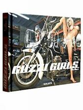 GUZZI GIRLS NEW HARDCOVER BOOK