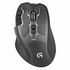 Logitech G700s Wireless / Wired High Speed Laser Gaming Mouse for Windows 10, 8