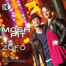 Zofo - Mosh Pit-One Piano Four Hands - CD