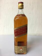Johnnie Walker Red Label Old Scotch Whisky Duty Free 1 Litro 43% Vol