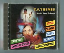 T.V. Themes cd Munich Sound Orchestra © 1986 Early Press Switzerland # 100.033-2