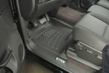 Ford F150 Regular Cab (two hooks) 2011 - 2014 Floor Mat Liners Front - Black
