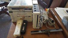 Nintendo Wii White Console (NTSC) RVL-001 (USA) ++++++++