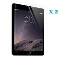 2x CRYSTAL CLEAR SCREEN PROTECTOR GUARD FILM COVER FOR APPLE IPAD AIR2