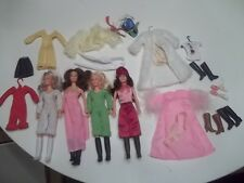 VINTAGE ESTATE FIND CHARLIES ANGELS ACTION FIGURE LOT WITH ACCESSORIES
